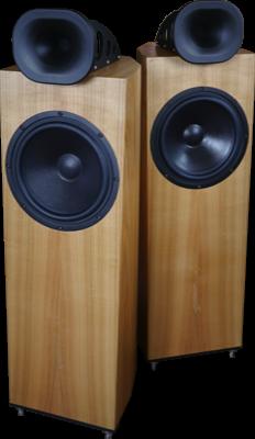 Blumenhofer Acoustics Genuin FS 3 Walnut
