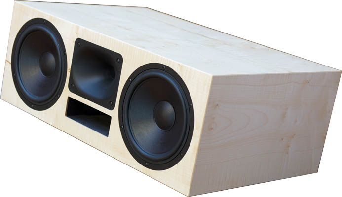 Blumenhofer Acoustics Tempesta Center 20 Maple