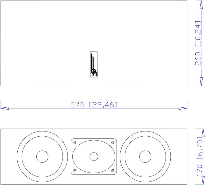 Dimensions Center 15